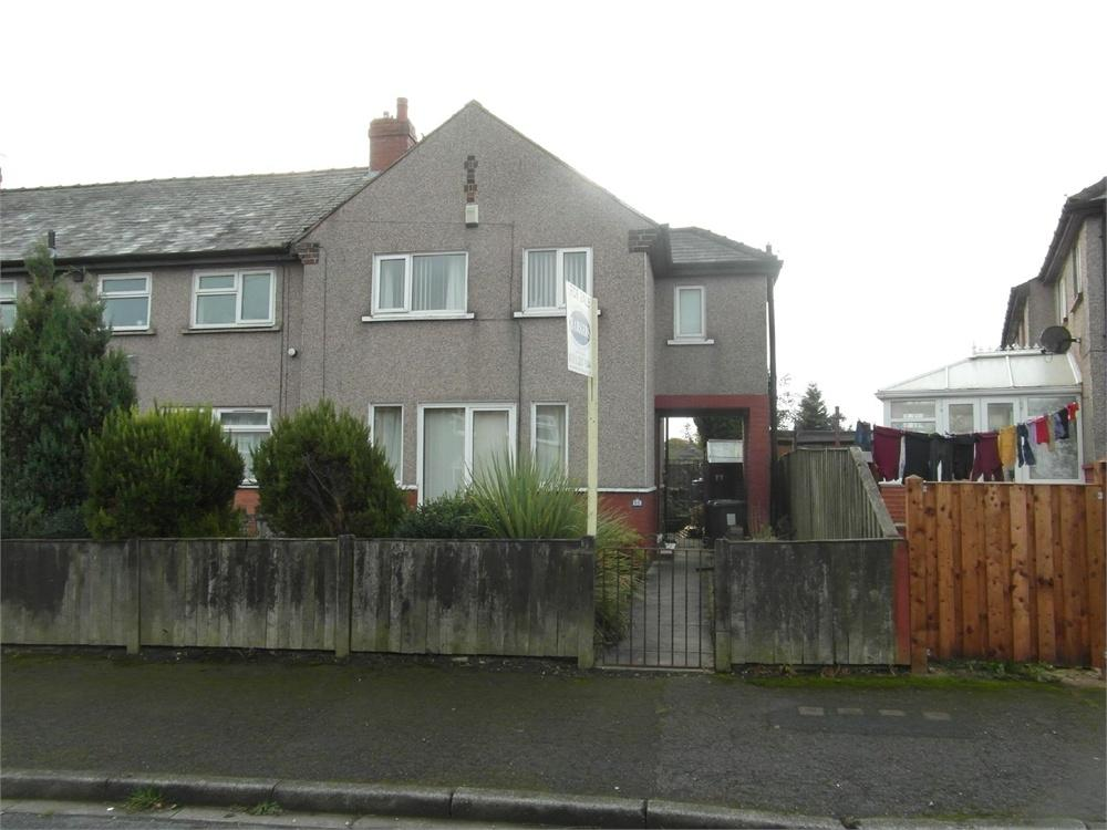 3 Bedrooms End Of Terrace House for sale in Albert Crescent, BIRKENSHAW, West Yorkshire
