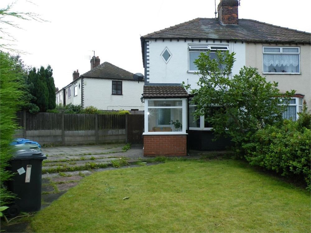 2 Bedrooms Semi Detached House for sale in Ditchfield Road, WIDNES, Cheshire