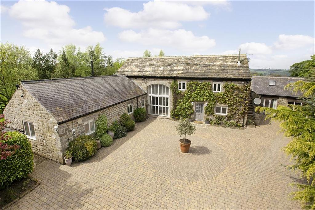 5 Bedrooms Detached House for sale in Skipton Road, Hampsthwaite Harrogate