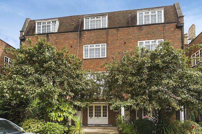 3 Bedrooms Terraced House for sale in Robert Close, Little Venice, London, W9