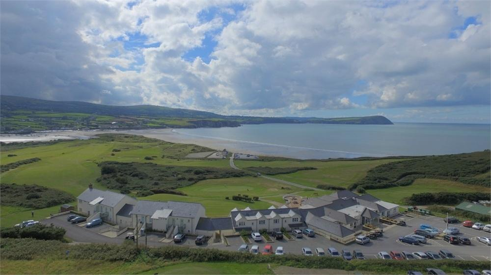 Studio Flat for sale in The Ian Woosnam, Phillip Price and Jamie Donaldson, Golf Course Road, Newport, Pembrokeshire