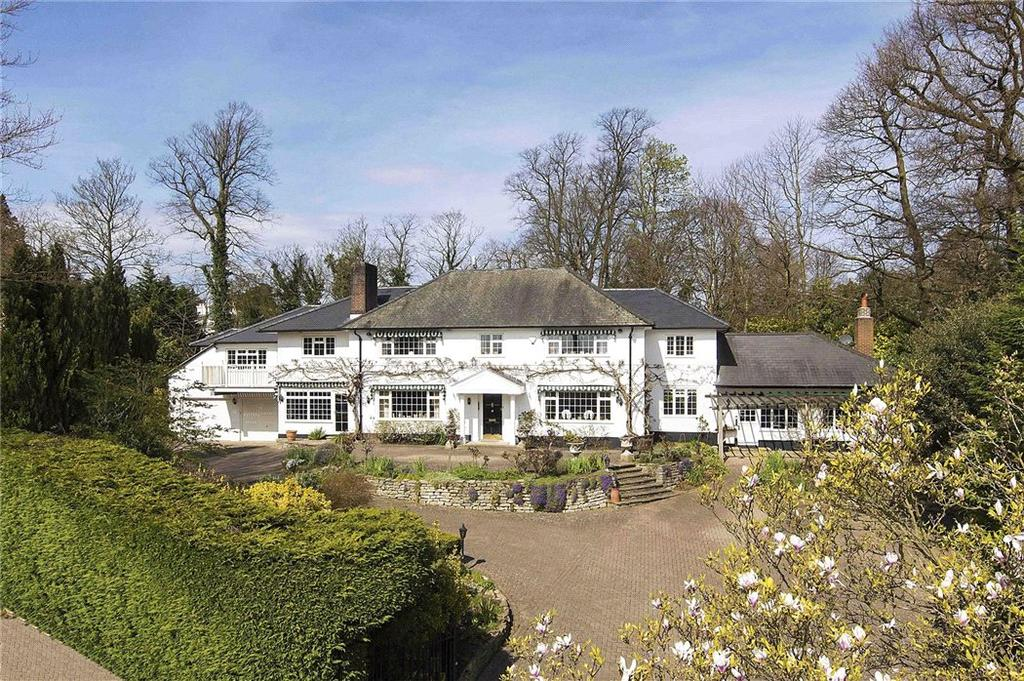 6 Bedrooms Detached House for sale in Clare Hill, Esher, Surrey, KT10