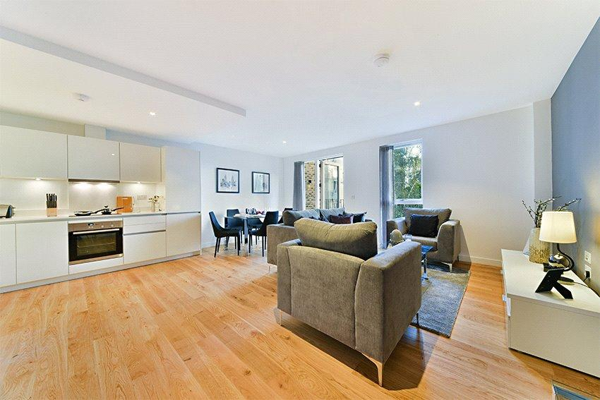 3 Bedrooms Flat for sale in Gray's Inn Road, London, WC1X