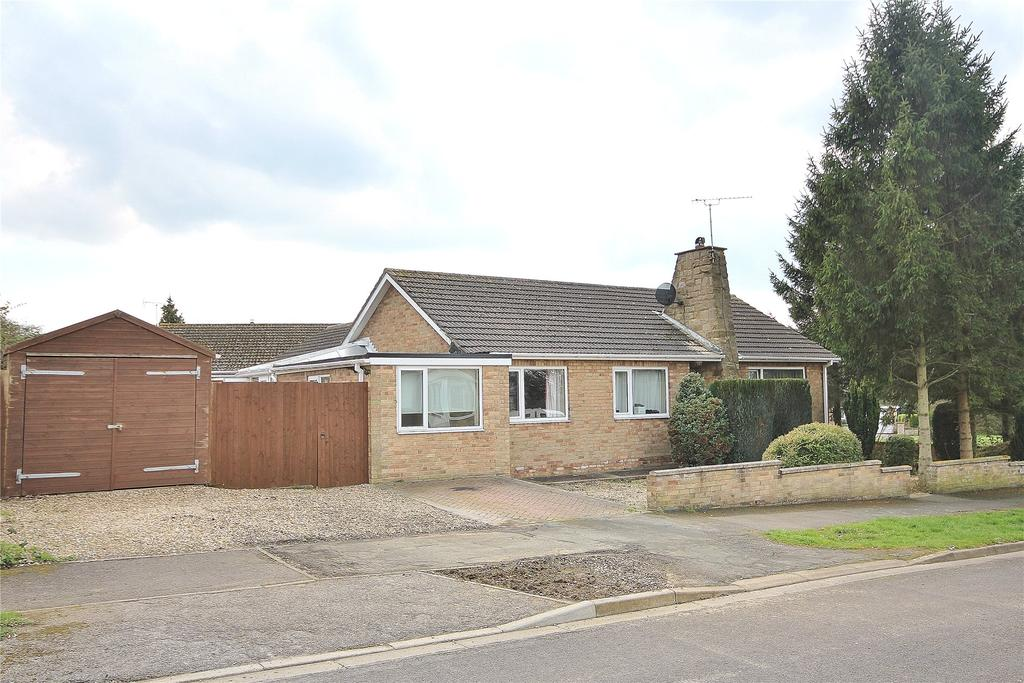 3 Bedrooms Detached Bungalow for sale in Albion Crescent, Lincoln, LN1