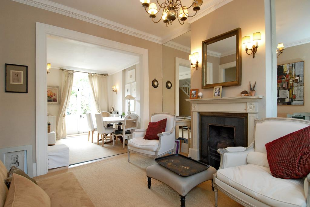 3 Bedrooms Terraced House for sale in Redmore Road, W6