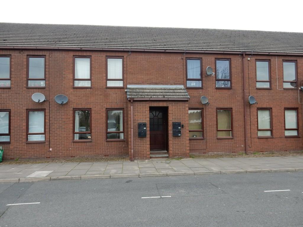1 Bedroom Ground Flat for sale in East Dale Street, Carlisle