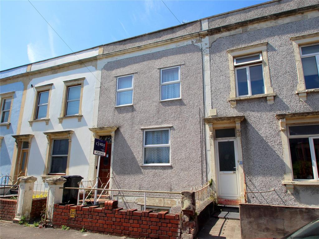 3 Bedrooms Terraced House for sale in Richmond Street, Totterdown, Bristol, BS3