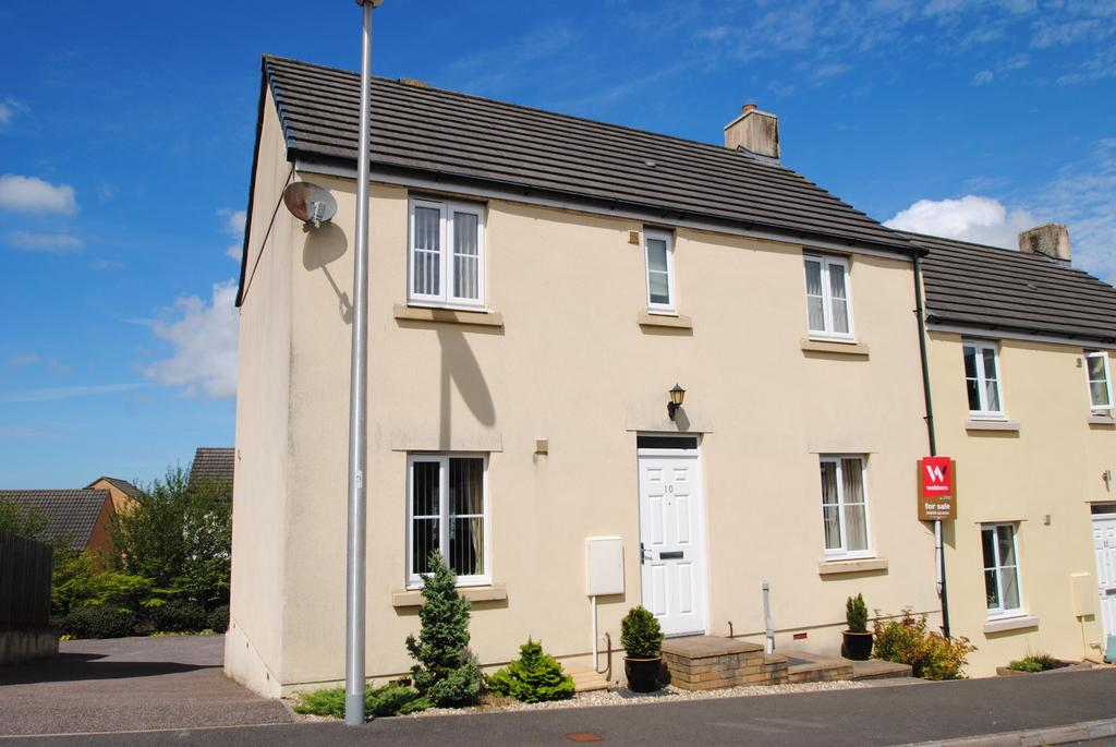 3 Bedrooms Semi Detached House for sale in Victory Way, Torrington
