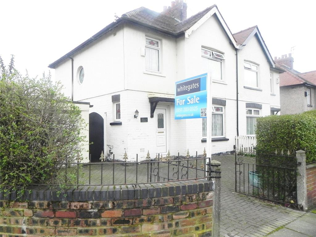 3 Bedrooms Semi Detached House for sale in Moss Lane, Bootle, L20