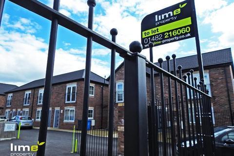 2 bedroom terraced house to rent - Grosvenor Mews, Beverley Road, Hull, HU3 1XR