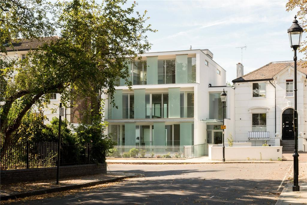 3 Bedrooms Flat for sale in Barnsbury Square, Islington, N1