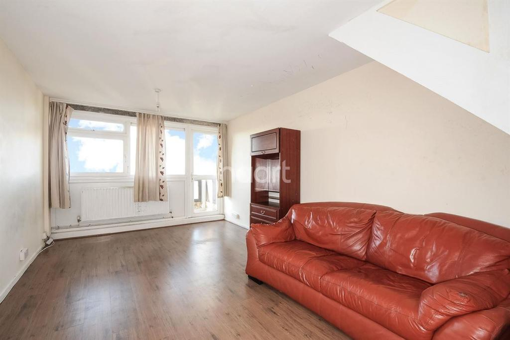 2 Bedrooms Flat for sale in Dorset Road, Stockwell, SW8