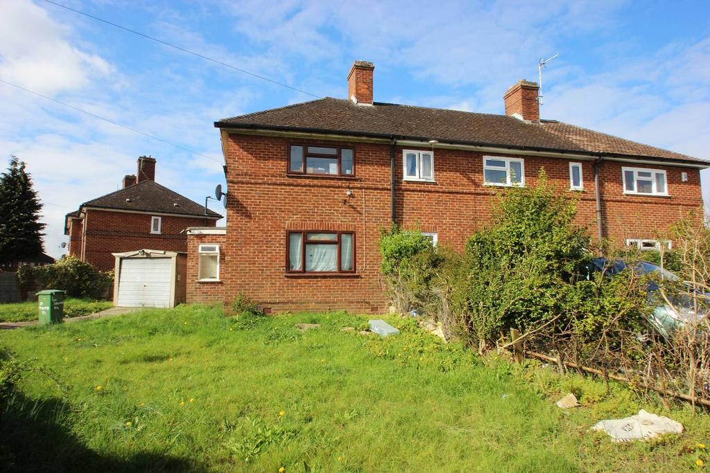 2 Bedrooms End Of Terrace House for sale in Asquith Road, Rose Hill OX4