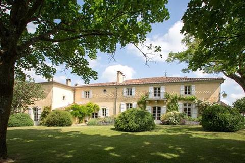 7 bedroom farm house - Castera Verduzan, Gers, Midi-Pyrenees