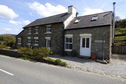 3 bedroom property with land for sale - Abergorlech Road, Brechfa, Carmarthenshire