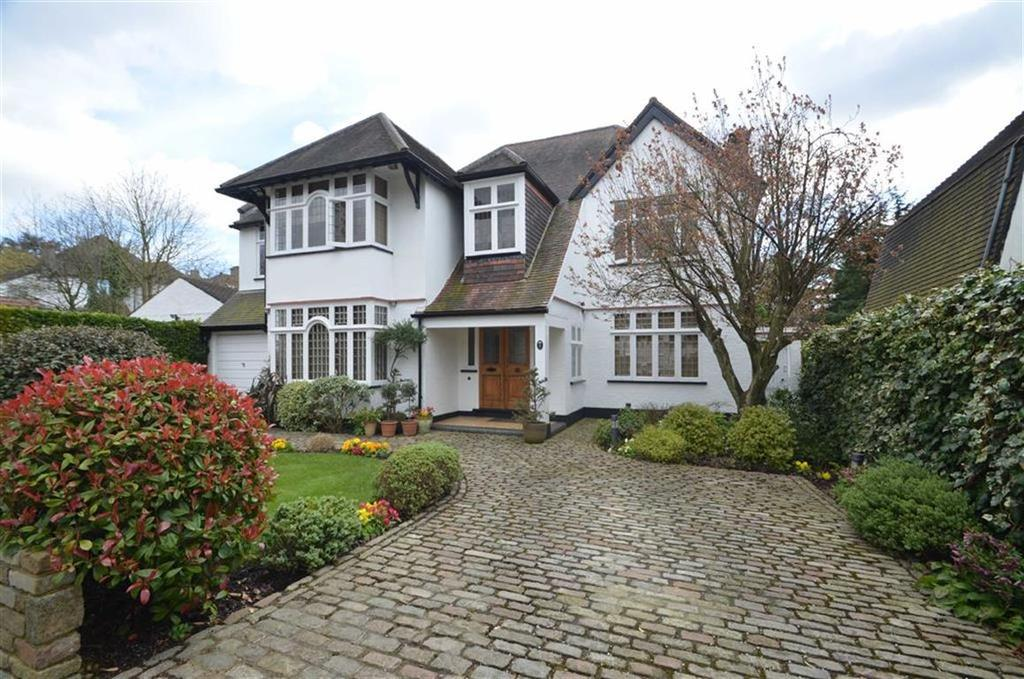 5 Bedrooms Detached House for sale in Parkside, Mill Hill, London