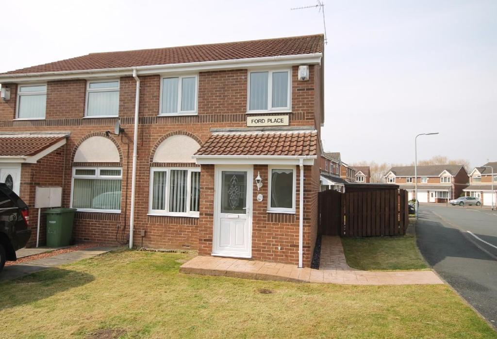 3 Bedrooms End Of Terrace House for sale in Ford Place, Stockton-On-Tees