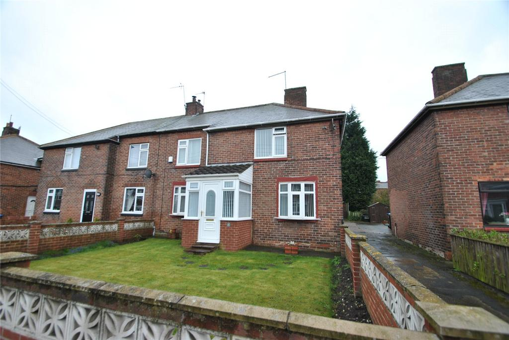 3 Bedrooms Semi Detached House for sale in Cutting Street, Seaham, Co Durham, SR7