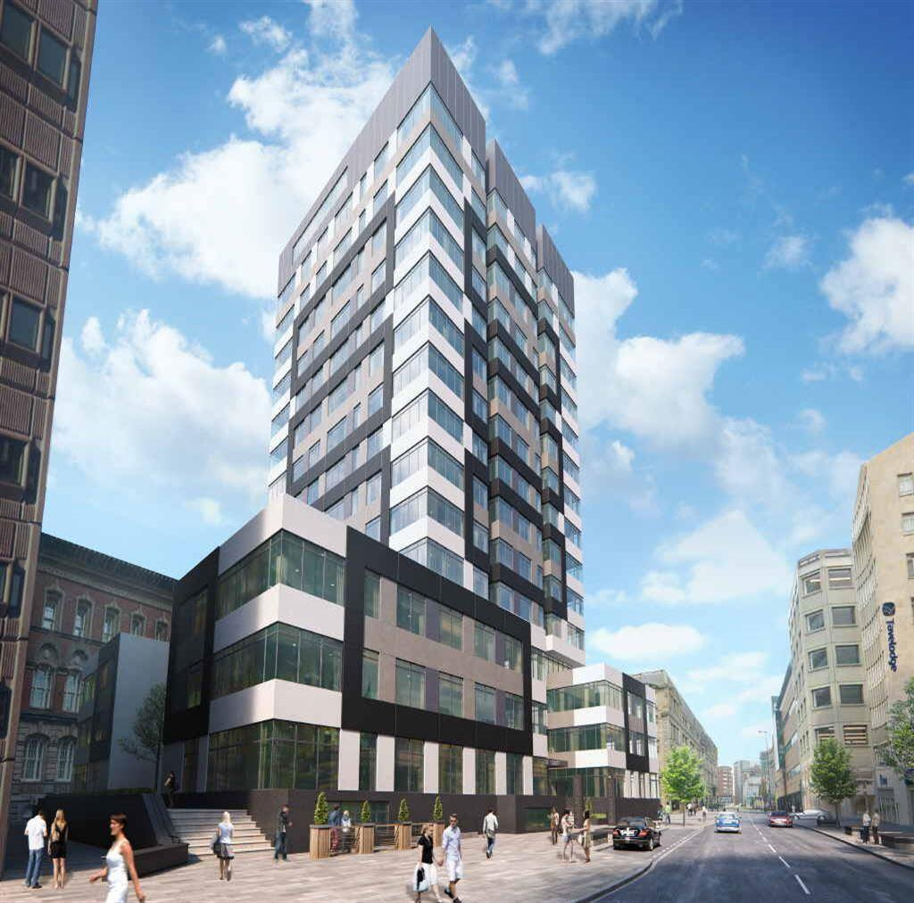 1 Bedroom Apartment Flat for sale in Tithebarn Street, Liverpool