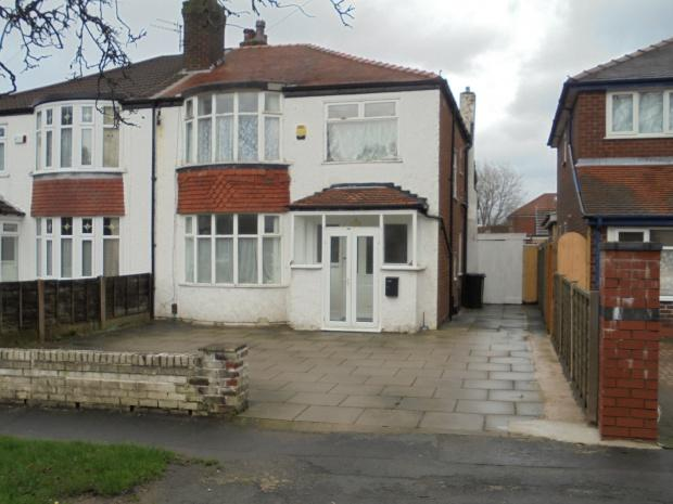 3 Bedrooms Semi Detached House for sale in Wilmslow Road, Heald Green, Cheadle, SK8