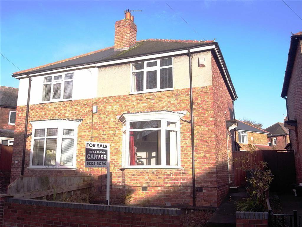 2 Bedrooms Semi Detached House for sale in Middleham Road, Darlington