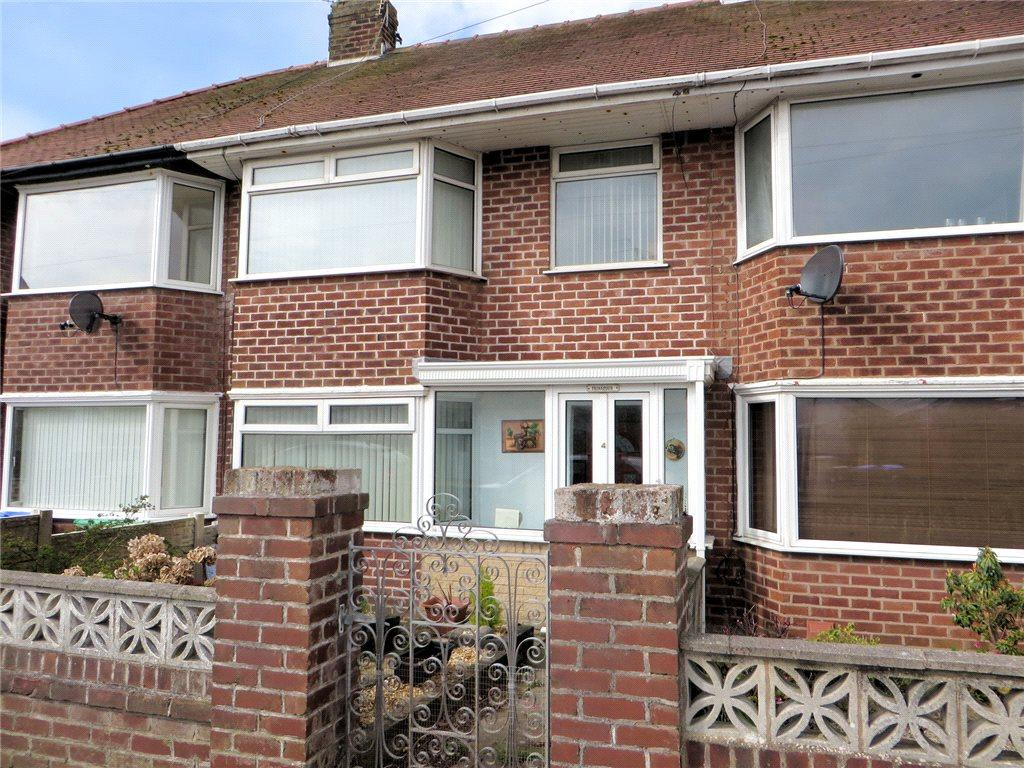 3 Bedrooms Terraced House for sale in Gresley Place, Bispham, Blackpool