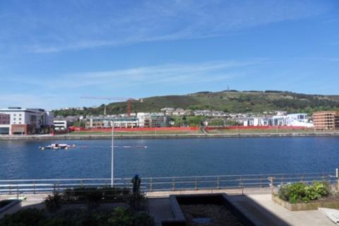 1 bedroom apartment to rent - South Quay, Kings Road, Swansea. SA1 8AL