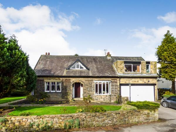 4 Bedrooms Detached House for sale in Redeshaw 1 Highgate, Park Road, Cross Hills BD20 8BE