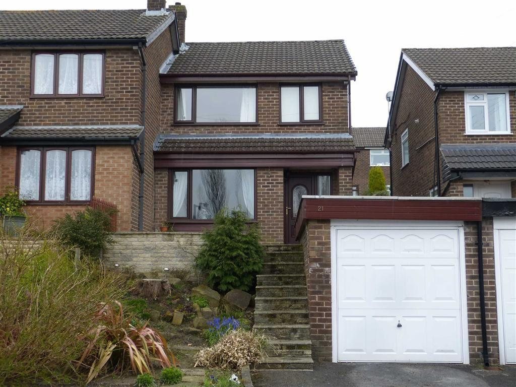 3 Bedrooms Semi Detached House for sale in Shawfield Road, Hadfield, Glossop