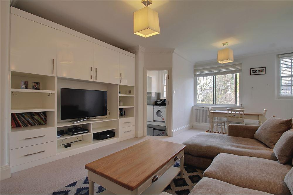 3 Bedrooms Apartment Flat for sale in Grove End Road Addison House St John's Wood, London