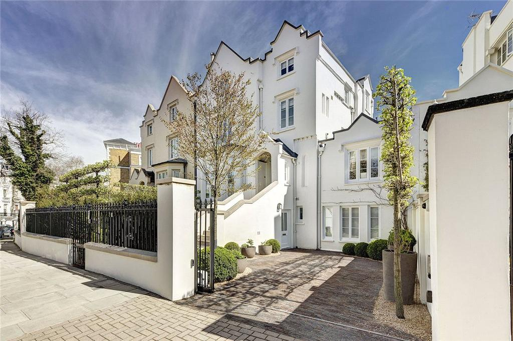6 Bedrooms Semi Detached House for sale in Lansdowne Crescent, Notting Hill, London, W11