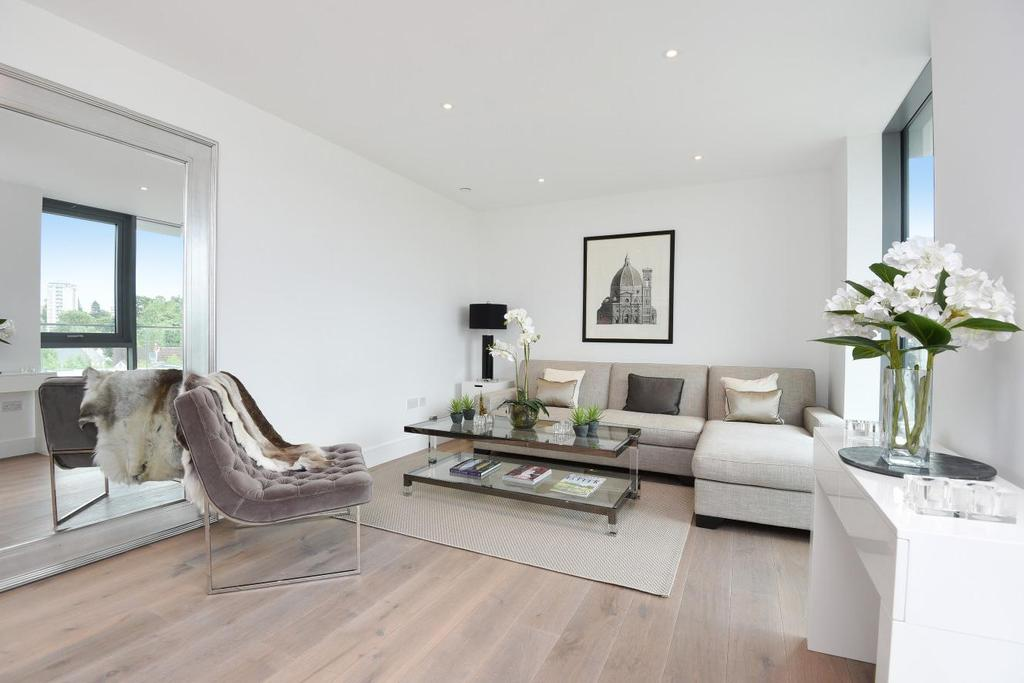 2 Bedrooms Flat for sale in Carlyle Court, Wimbledon Park Road, Southfields