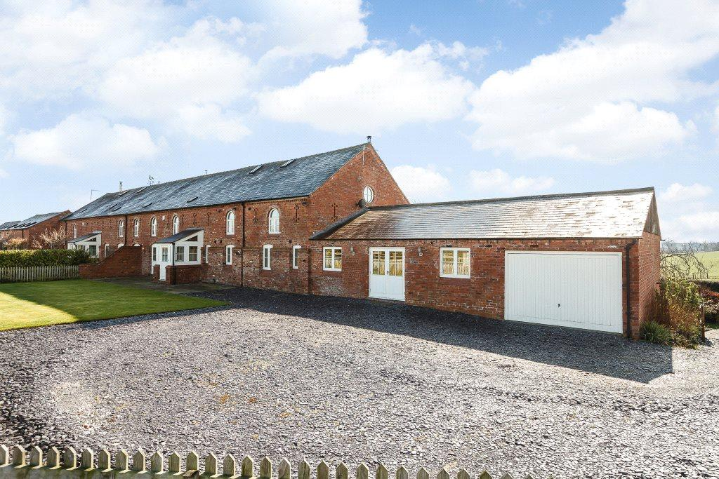 4 Bedrooms Barn Conversion Character Property for sale in Wigland, Malpas, Cheshire