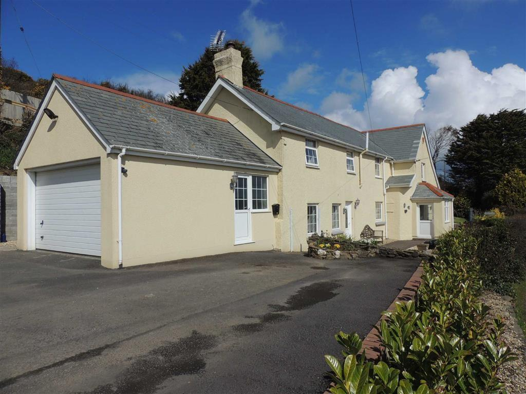 4 Bedrooms Detached House for sale in Georgeham Road, Woolacombe, Devon, EX34