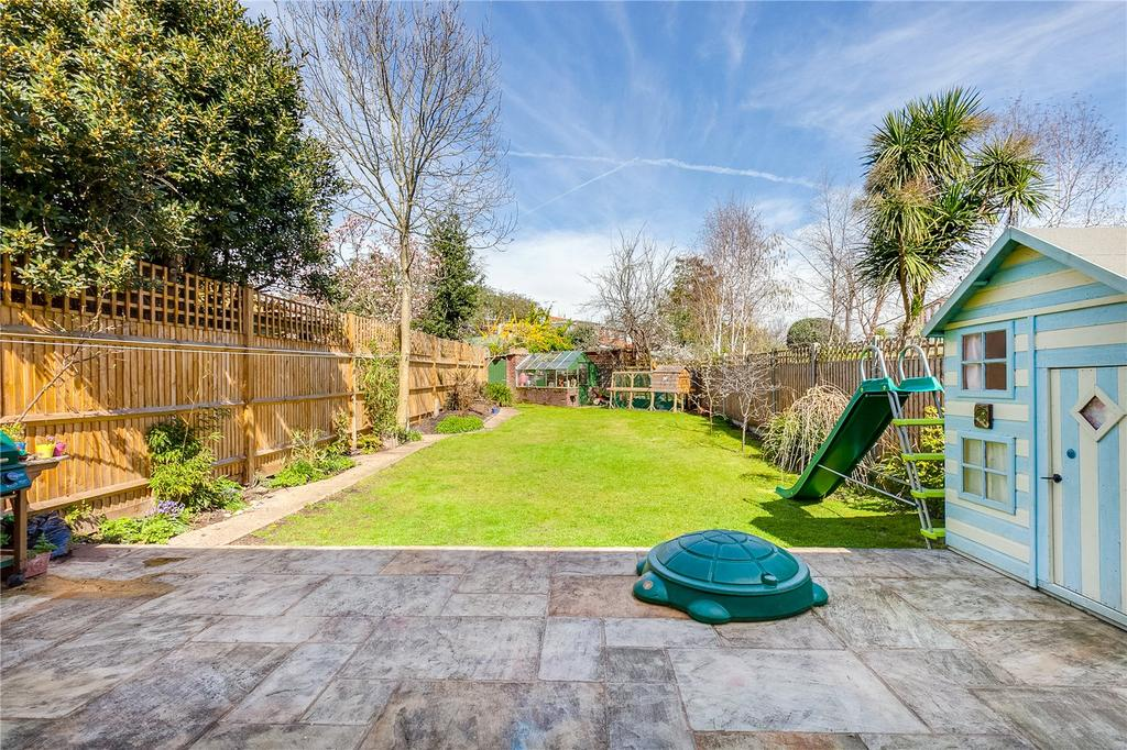 5 Bedrooms Detached House for sale in Well Lane, London