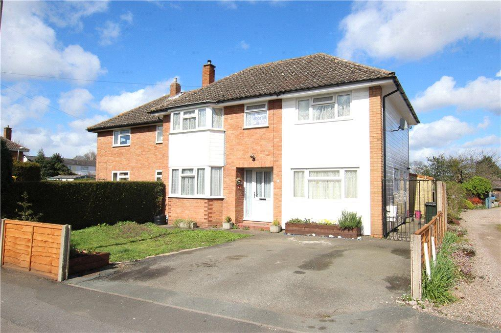4 Bedrooms Semi Detached House for sale in Lower Howsell Road, Malvern, Worcestershire, WR14