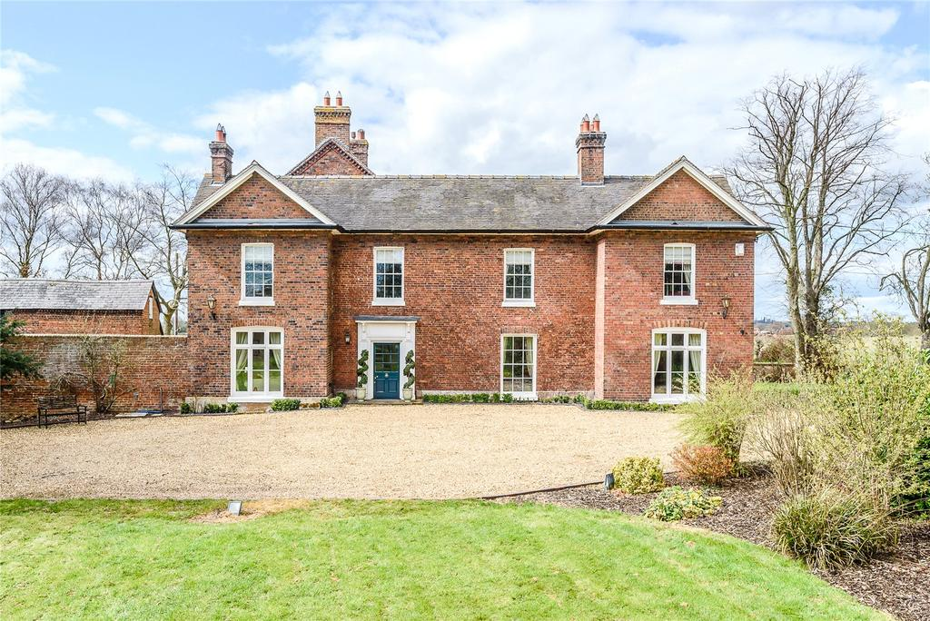 6 Bedrooms Detached House for sale in Longdon-upon-Tern, Telford, Shropshire