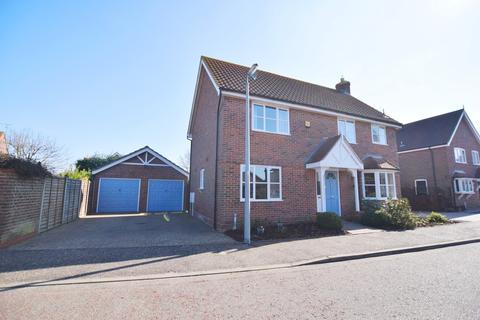 4 bedroom detached house for sale - Howards Croft, Colchester