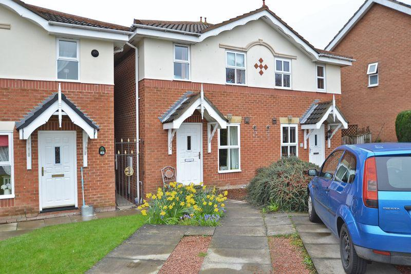 2 Bedrooms Semi Detached House for sale in Gardner Park, North Shields