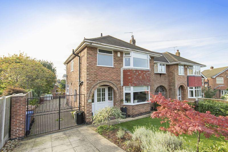 3 Bedrooms Detached House for sale in THE ORCHARDS, ALLESTREE