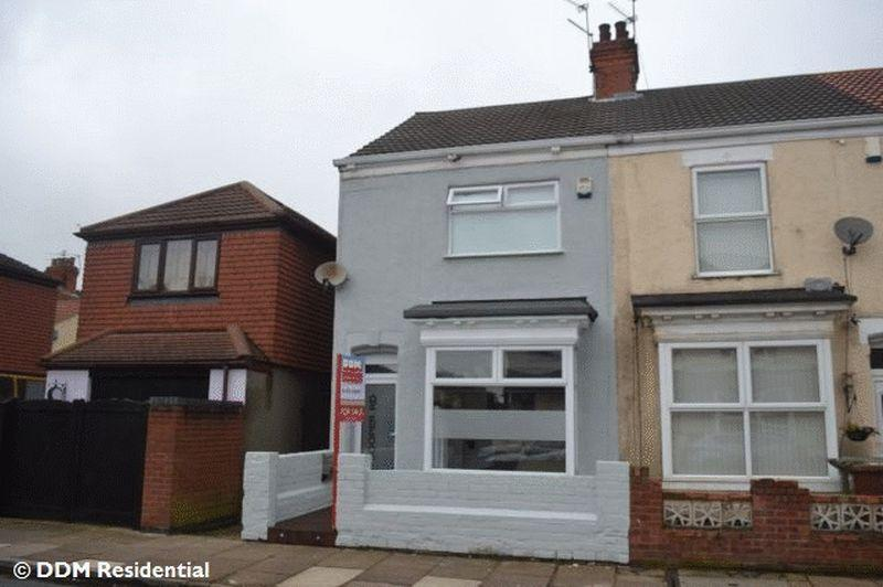 4 Bedrooms Terraced House for sale in Cooper Road, Grimsby
