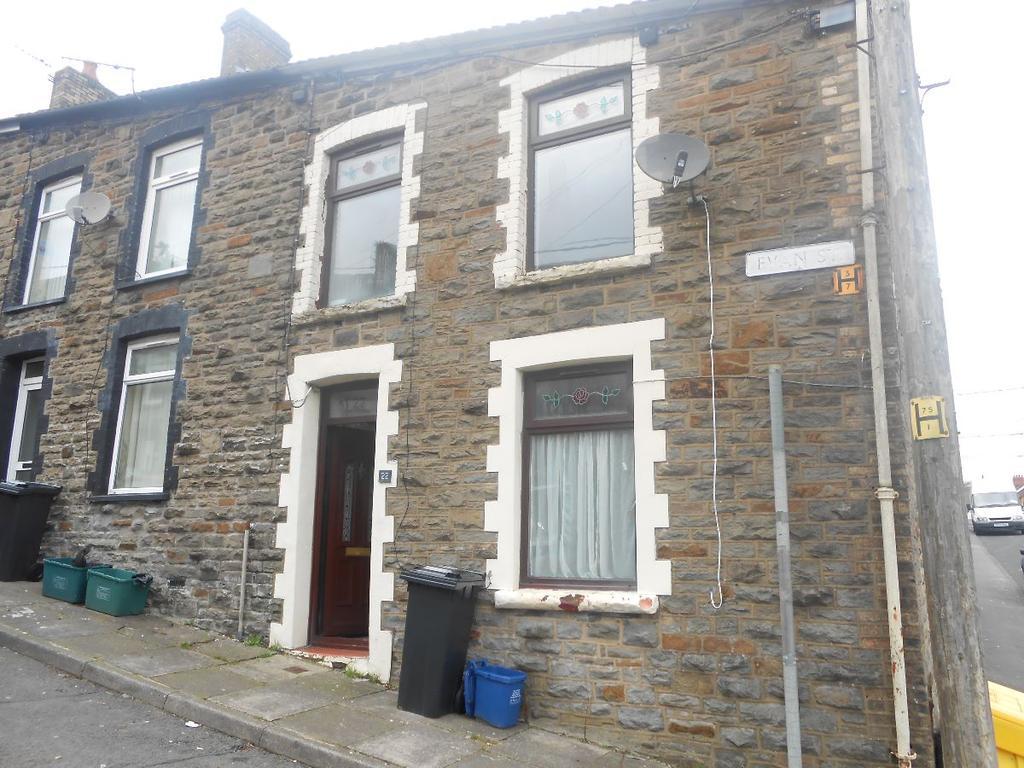2 Bedrooms Terraced House for sale in Evan Street, Treharris