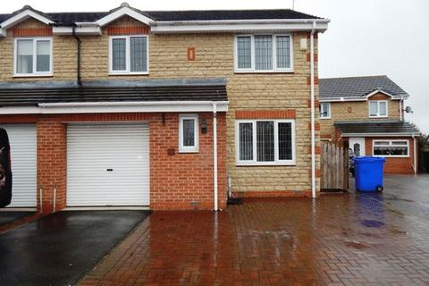 3 bedroom semi-detached house to rent - Humford Green, Blyth