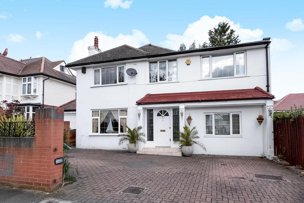 5 Bedrooms Detached House for sale in Ullswater Crescent, Kingston Vale, SW15