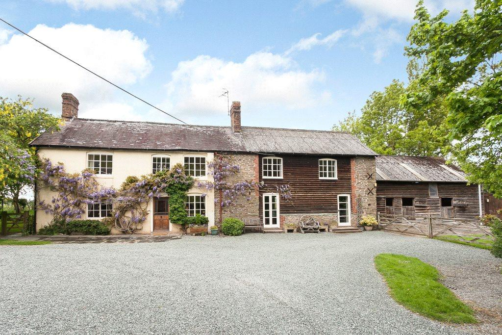 5 Bedrooms Detached House for sale in Clunbury, Shropshire