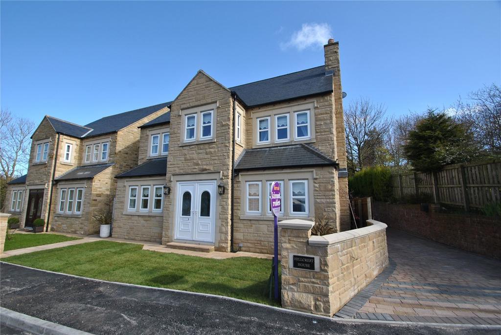 5 Bedrooms Detached House for sale in Hillcrest Mews, Cold Heselden, Seaham, Co. Durham, SR7