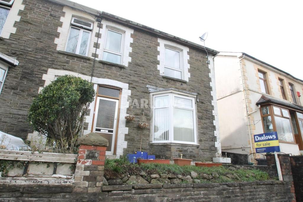 3 Bedrooms Semi Detached House for sale in Abercynon rd, Abercynon
