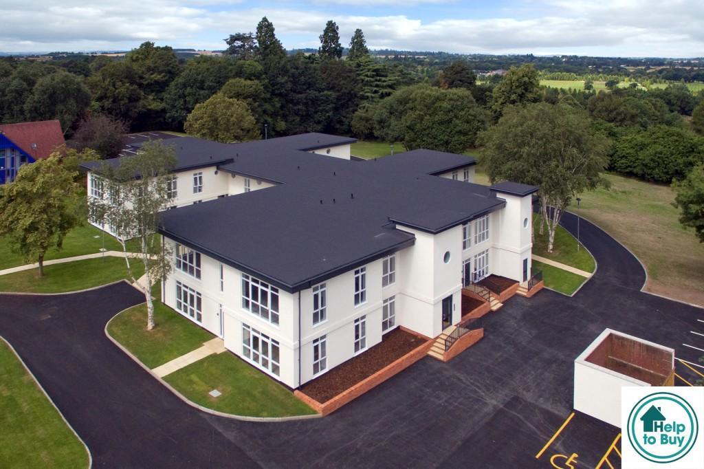 2 Bedrooms Apartment Flat for sale in Danescourt Road Tettenhall Wolverhampton