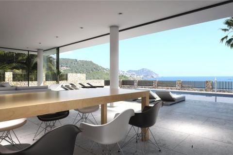 6 bedroom detached house  - Luxury New Build With Sea View, Talamanca, Ibiza