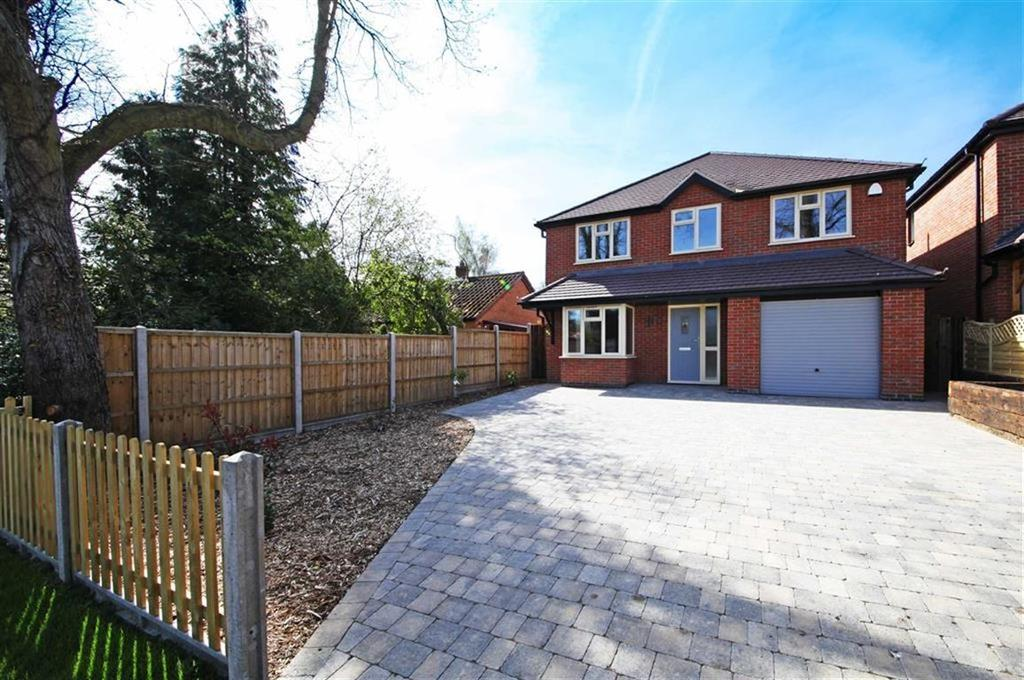 4 Bedrooms Detached House for sale in Botcheston